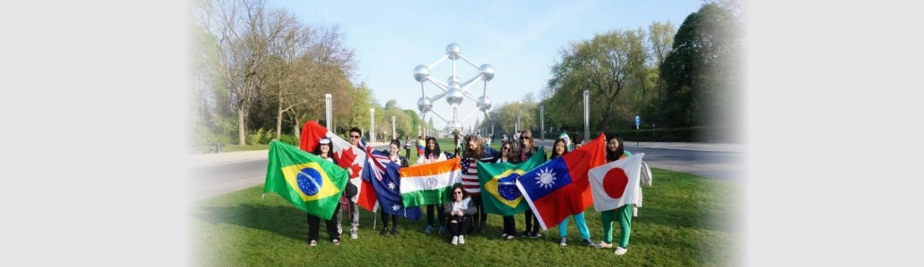 See the Atomium in Brussels and other great European sights